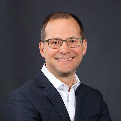 Profilbild von Prof. Gautschi, Co-Chefarzt am Luzerner Kantonsspital