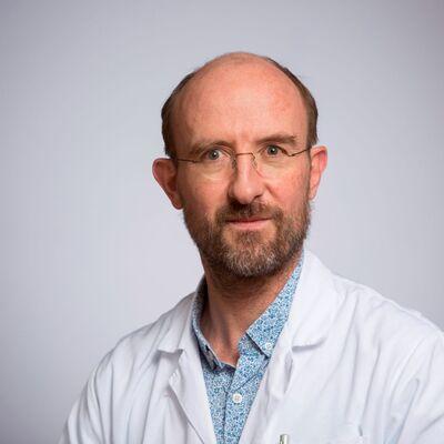 Profilbild von Dr. med. Florian Strasser, Chefarzt Integrierte Ökologische Rehabilitation, Klinik Gais
