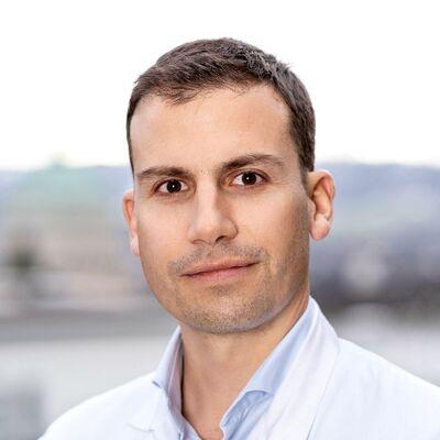 Doktor Konstantin Dedes
