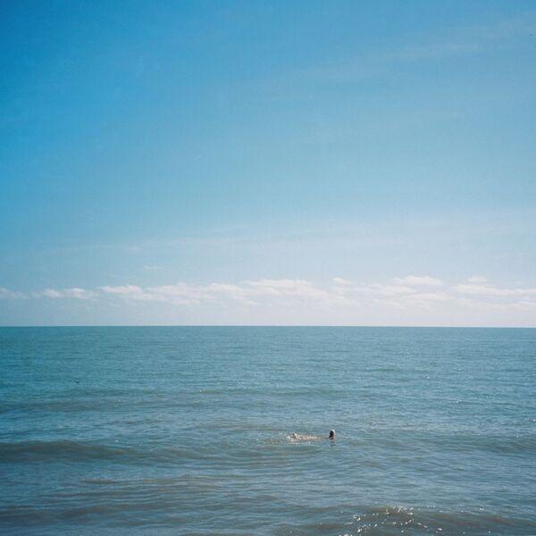 Chronisch Myeloische leukämie -Szenebild Meer
