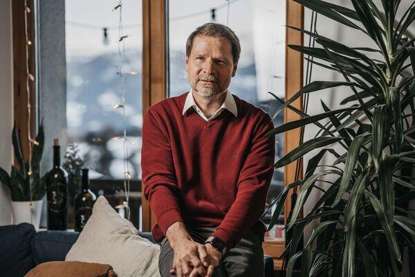 Peter, Magenkrebs-Patient
